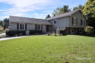 Crystal Lake IL Single Family Home New: $350,000