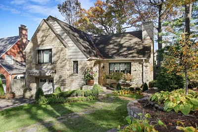 Hinsdale Single Family Home For Sale: 347 North Elm Street
