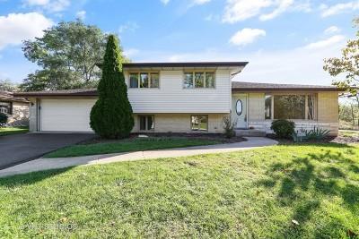 Downers Grove Single Family Home New: 8645 Brookridge Road