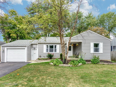 Wheaton Single Family Home Contingent: 917 West Roosevelt Road