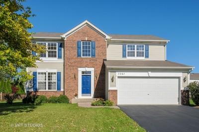 Aurora IL Single Family Home New: $259,900