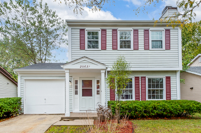 Warrenville Single Family Home Contingent: 2s631 Cynthia Drive