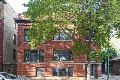 Chicago Condo/Townhouse Contingent: 1350 West Balmoral Avenue #3