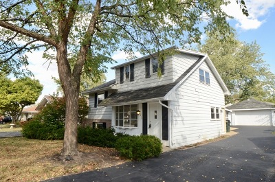Westmont Single Family Home For Sale: 3915 North Adams Street