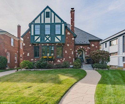 River Forest Single Family Home For Sale: 1426 Jackson Avenue