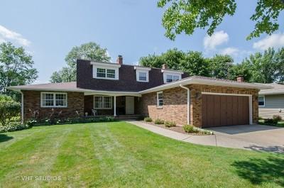 Woodstock Single Family Home For Sale: 1200 Blakely Street