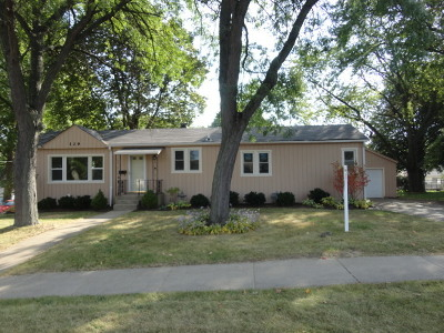 Bartlett Single Family Home For Sale: 129 North Marion Avenue