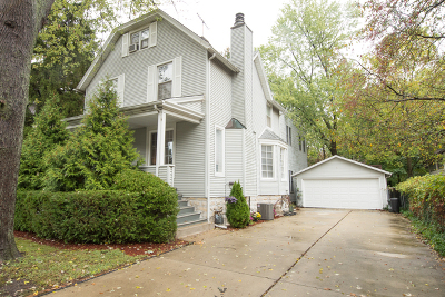 River Forest Single Family Home For Sale: 319 Forest Avenue