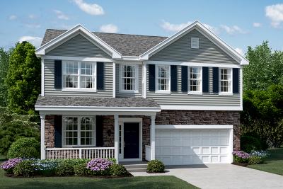 Oswego Single Family Home Price Change: 2 Gates Creek Drive