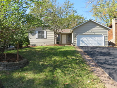Lake In The Hills Single Family Home Price Change: 211 Indian Trail