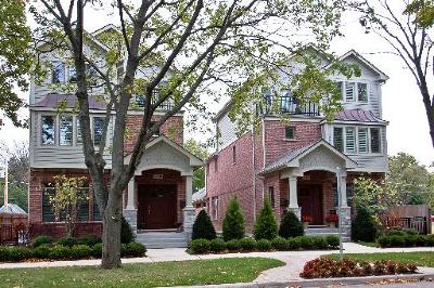 Wheaton Single Family Home New: 432 West Seminary Avenue