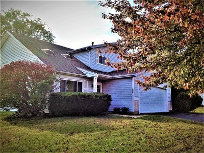 Single Family Home For Sale: 3045 Timber Hill Court
