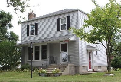 Lansing Single Family Home For Sale: 18332 Walter Street