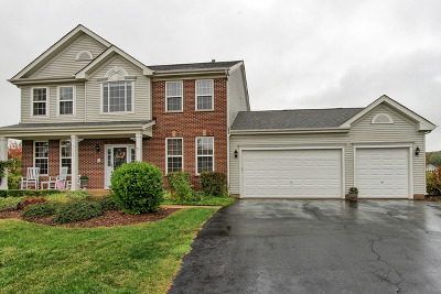 McHenry Single Family Home Contingent: 305 Waterford Court