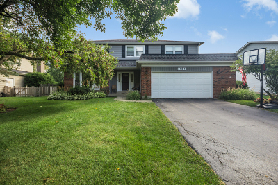 Naperville Single Family Home Re-Activated: 1484 Applegate Drive