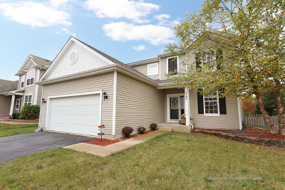 Woodstock Single Family Home For Sale: 1765 Powers Road