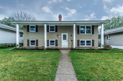 Lansing Single Family Home Contingent: 17830 Ridgewood Avenue