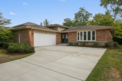 Westmont Single Family Home For Sale: 11 James Drive