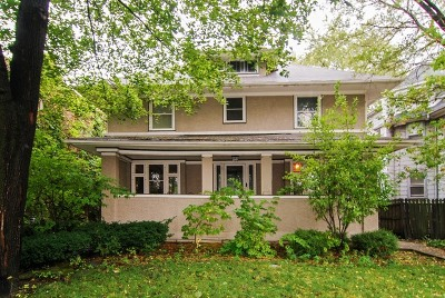 Oak Park Single Family Home For Sale: 425 South East Avenue