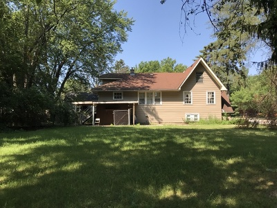 Lisle Single Family Home New: 1307 Burlington Avenue