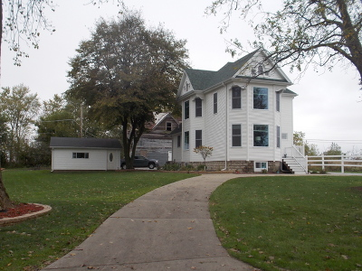 Beecher Single Family Home Contingent: 27402 South Maple Street
