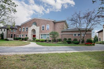 Palos Park Single Family Home For Sale: 10643 Cherrywood Drive