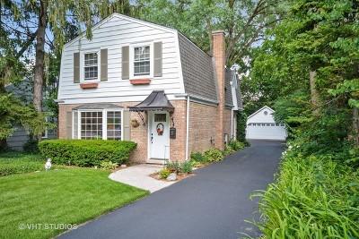 Glen Ellyn Single Family Home New: 441 Longfellow Avenue