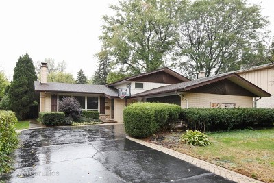 Hinsdale Single Family Home For Sale: 512 Highland Road