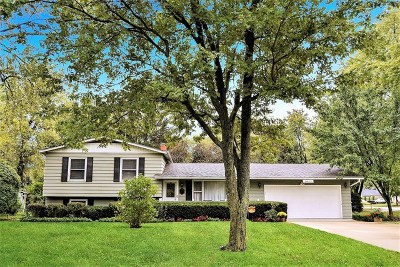 Winfield Single Family Home Contingent: 26w331 Parkway Drive
