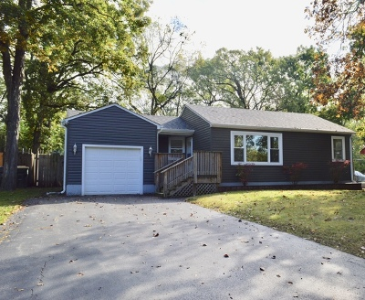 McHenry Single Family Home Contingent: 5614 North Woodland Drive