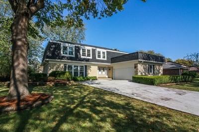 Glen Ellyn Single Family Home New: 500 Stafford Lane