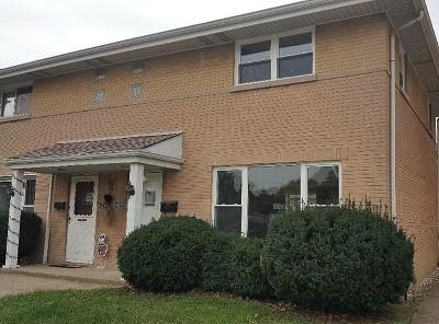 Brookfield Condo/Townhouse For Sale: 9227 Burlington Avenue