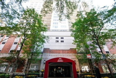 Chicago Condo/Townhouse New: 21 West Chestnut Street #909