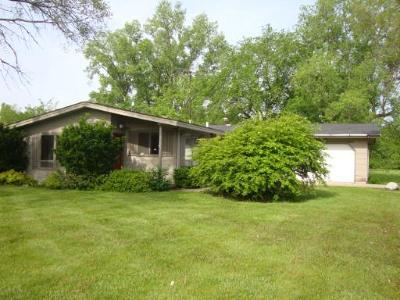 Woodstock Single Family Home For Sale: 1915 North Seminary Avenue