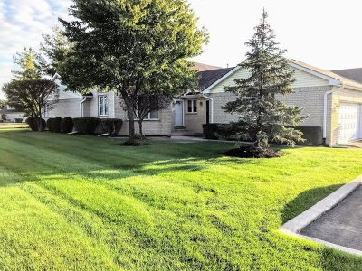 Orland Park Condo/Townhouse New: 10938 Conifer Court