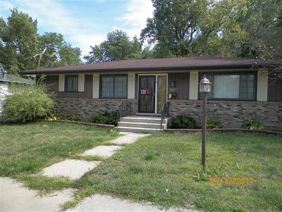 Calumet City Single Family Home For Sale: 1233 Price Avenue