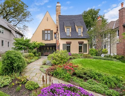Hinsdale Single Family Home For Sale: 418 South Washington Street