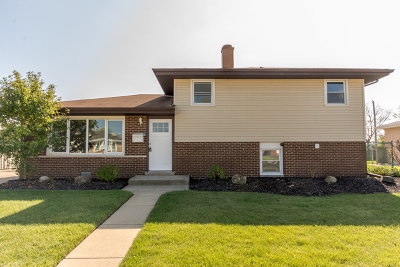 Lansing Single Family Home Contingent: 3433 192nd Street