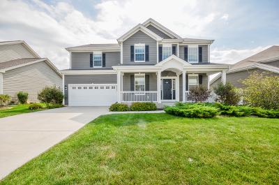 Elgin Single Family Home New: 3513 English Prairie Road