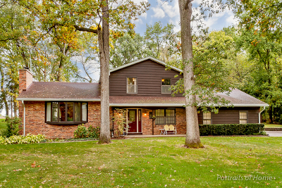 Elburn Single Family Home For Sale: 43w534 Timbercrest Drive