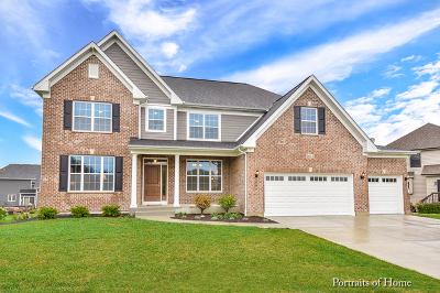 Batavia Single Family Home For Sale: 1615 Barkei Drive