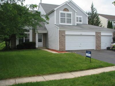 Carpentersville Rental New: 2421 Meadowsedge Lane