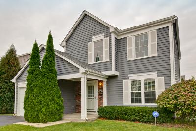 Mundelein Single Family Home For Sale: 72 Newbury Lane
