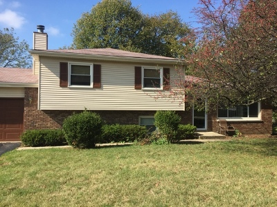 St. Charles Single Family Home Contingent: 1757 Patricia Lane