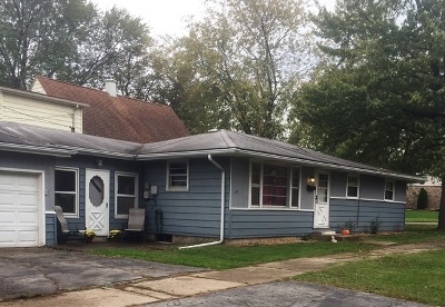 Steger Single Family Home Contingent: 3201 Green Street
