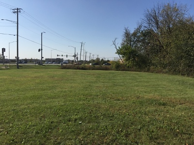Mokena Residential Lots & Land For Sale: 11140 Lincoln Highway