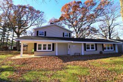 Woodstock Single Family Home For Sale: 5105 Timber Lane