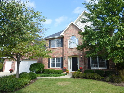 South Elgin Single Family Home Contingent: 645 Waterside Drive