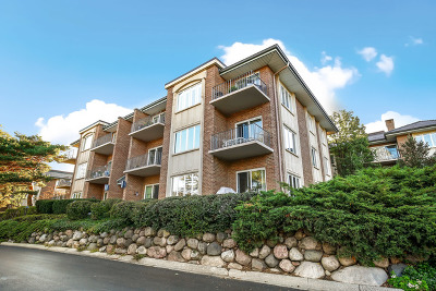 Oak Brook Condo/Townhouse New: 6 Oak Brook Club Drive #K301