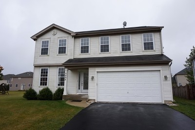 Carpentersville Single Family Home New: 5404 Cleary Court